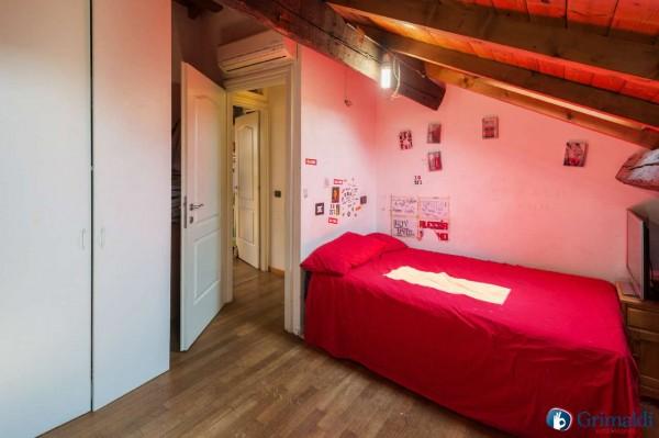 Appartamento in vendita a Milano, Con giardino, 200 mq - Foto 24