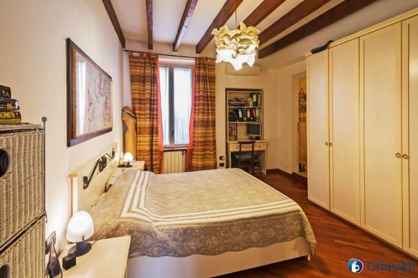 Appartamento in vendita a Milano, Con giardino, 200 mq - Foto 30
