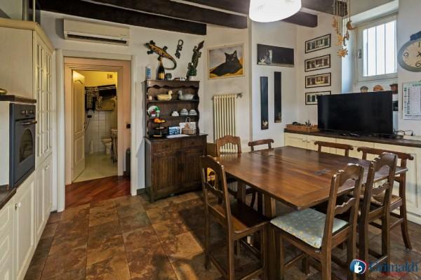 Appartamento in vendita a Milano, Con giardino, 200 mq - Foto 10