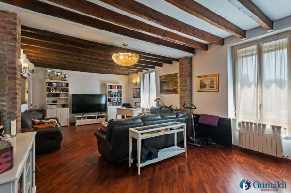 Appartamento in vendita a Milano, Con giardino, 200 mq - Foto 31