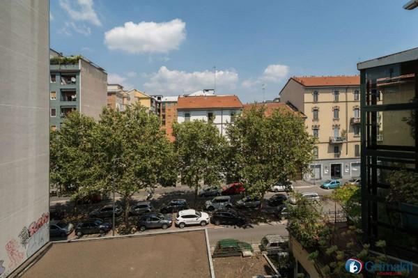 Appartamento in vendita a Milano, Con giardino, 200 mq - Foto 16