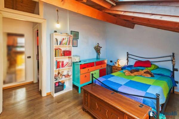 Appartamento in vendita a Milano, Con giardino, 200 mq - Foto 25