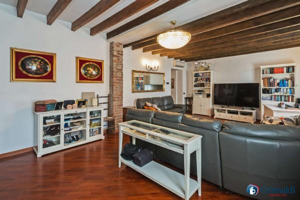 Appartamento in vendita a Milano, Con giardino, 200 mq - Foto 12