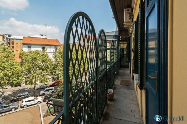 Appartamento in vendita a Milano, Con giardino, 200 mq - Foto 14