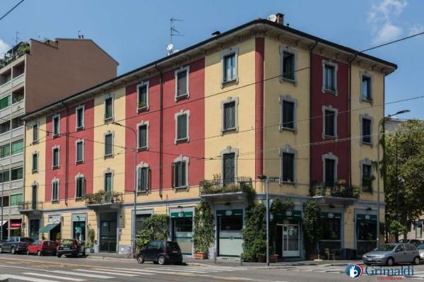 Appartamento in vendita a Milano, Con giardino, 200 mq