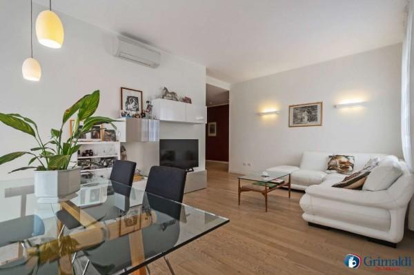 Appartamento in vendita a Milano, San Siro, Con giardino, 140 mq - Foto 26