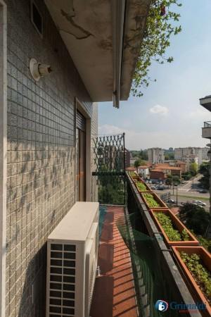 Appartamento in vendita a Milano, San Siro, Con giardino, 140 mq - Foto 16