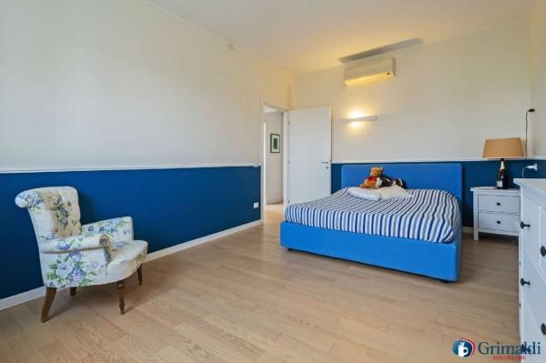 Appartamento in vendita a Milano, San Siro, Con giardino, 140 mq - Foto 21