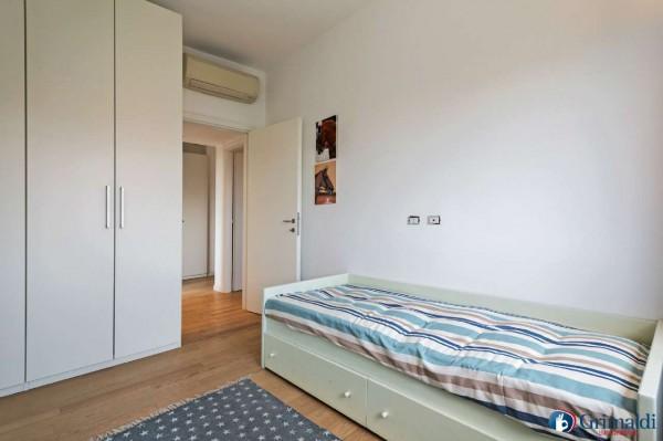 Appartamento in vendita a Milano, San Siro, Con giardino, 140 mq - Foto 3