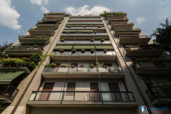 Appartamento in vendita a Milano, San Siro, Con giardino, 140 mq - Foto 4