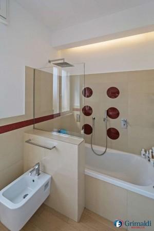 Appartamento in vendita a Milano, San Siro, Con giardino, 140 mq - Foto 17