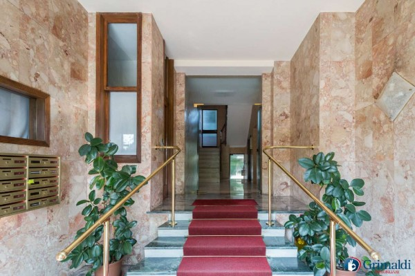 Appartamento in vendita a Milano, San Siro, Con giardino, 140 mq - Foto 30
