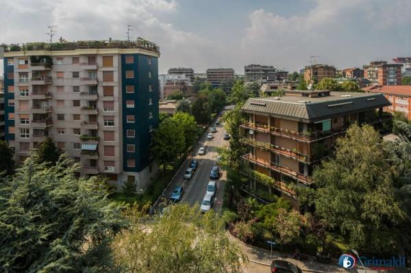 Appartamento in vendita a Milano, San Siro, Con giardino, 140 mq - Foto 13