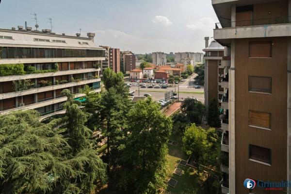 Appartamento in vendita a Milano, San Siro, Con giardino, 140 mq - Foto 12