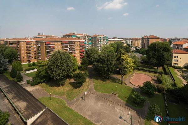 Appartamento in vendita a Milano, San Siro, Con giardino, 140 mq - Foto 14