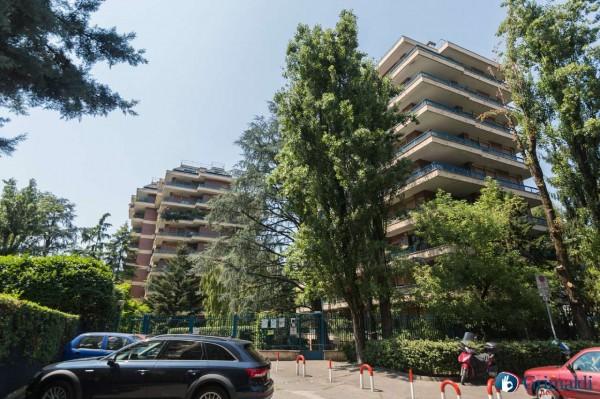 Appartamento in vendita a Milano, San Siro, Con giardino, 250 mq - Foto 14
