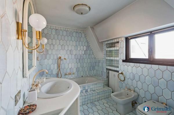 Appartamento in vendita a Milano, San Siro, Con giardino, 250 mq - Foto 18