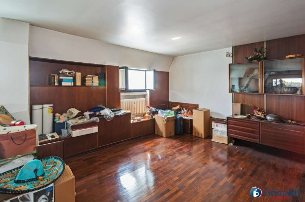 Appartamento in vendita a Milano, San Siro, Con giardino, 250 mq - Foto 12