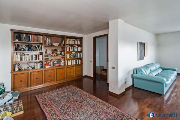 Appartamento in vendita a Milano, San Siro, Con giardino, 250 mq - Foto 11