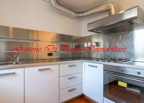 Appartamento in affitto a Milano, Centro, 122 mq