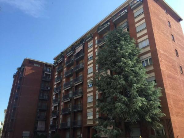 Appartamento in vendita a Torino, Con giardino, 90 mq