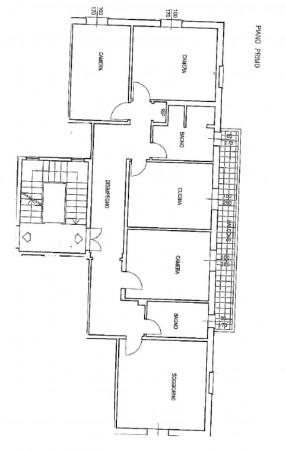 Appartamento in affitto a Bologna, Arredato, 180 mq