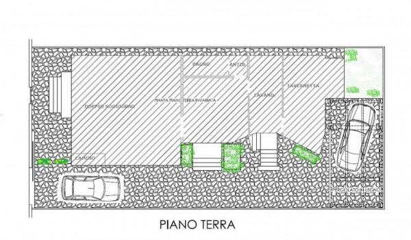 Villa in vendita a Forlì, Pianta, Con giardino, 226 mq - Foto 4