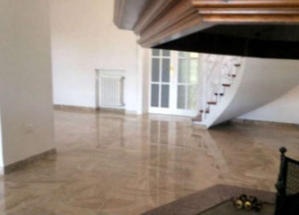 Villa in vendita a Forlì, Pianta, Con giardino, 226 mq - Foto 17