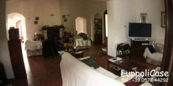 Villa in vendita a Sovicille, Con giardino, 550 mq - Foto 4