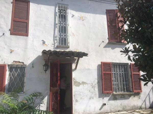 Casa indipendente in vendita a Castelletto Monferrato, Con giardino, 70 mq