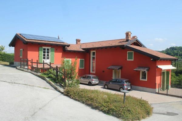 Casa indipendente in vendita a Mondovì, Garzegna, Con giardino, 260 mq