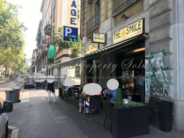 Locale Commerciale  in vendita a Milano, Monte Nero, Arredato, 100 mq