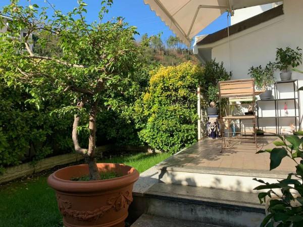 Appartamento in vendita a Genova, Multedo, Arredato, con giardino, 86 mq