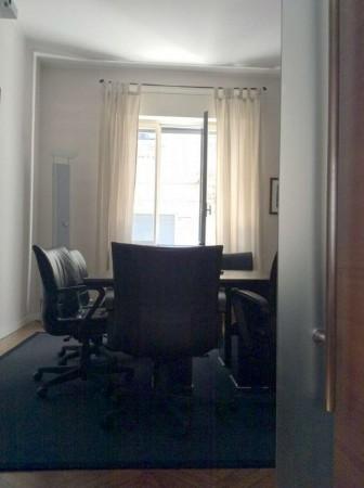 Ufficio in affitto a Milano, San Babila, 200 mq