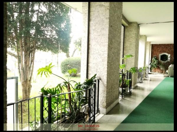 Appartamento in vendita a Milano, Bande Nere, Con giardino, 112 mq - Foto 9