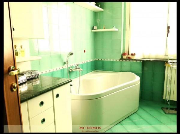 Appartamento in vendita a Milano, Bande Nere, Con giardino, 112 mq - Foto 15