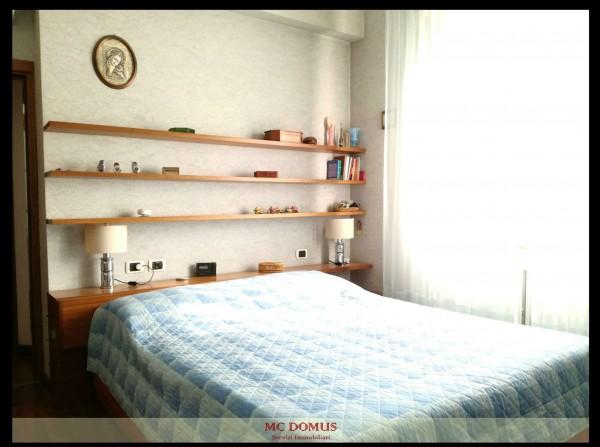 Appartamento in vendita a Milano, Bande Nere, Con giardino, 112 mq - Foto 18