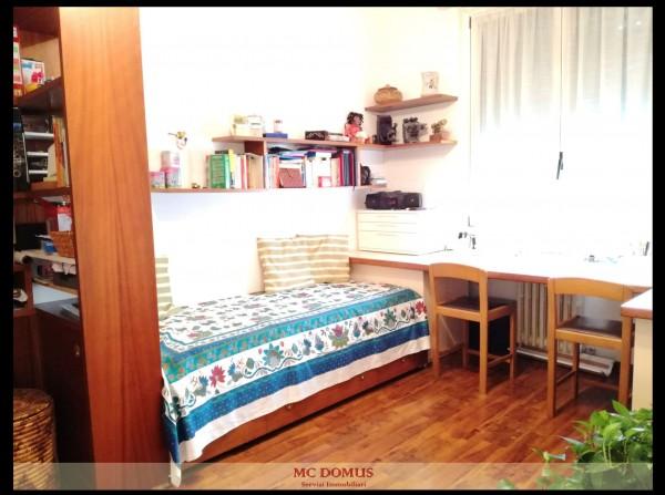 Appartamento in vendita a Milano, Bande Nere, Con giardino, 112 mq - Foto 12