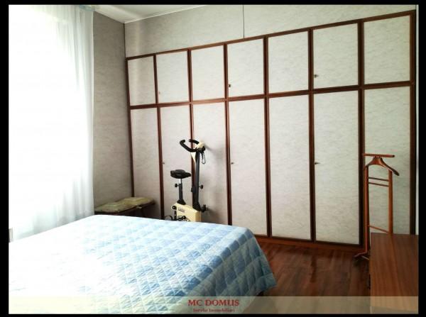 Appartamento in vendita a Milano, Bande Nere, Con giardino, 112 mq - Foto 17