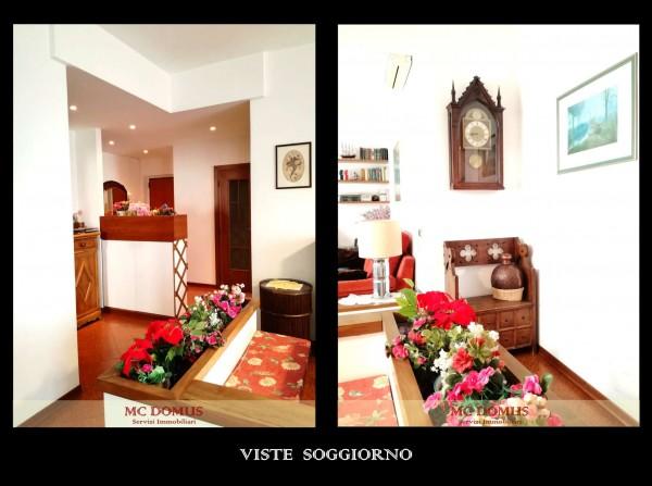 Appartamento in vendita a Milano, Bande Nere, Con giardino, 112 mq - Foto 24