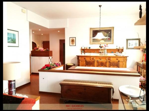 Appartamento in vendita a Milano, Bande Nere, Con giardino, 112 mq - Foto 26