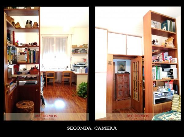 Appartamento in vendita a Milano, Bande Nere, Con giardino, 112 mq - Foto 11