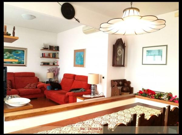 Appartamento in vendita a Milano, Bande Nere, Con giardino, 112 mq - Foto 25