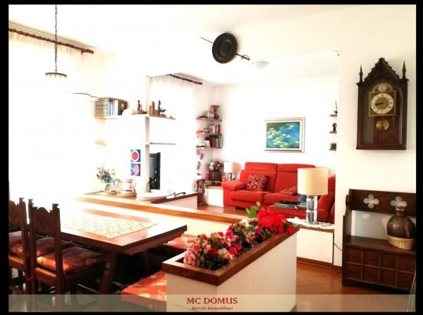 Appartamento in vendita a Milano, Bande Nere, Con giardino, 112 mq - Foto 1
