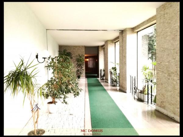 Appartamento in vendita a Milano, Bande Nere, Con giardino, 112 mq - Foto 10