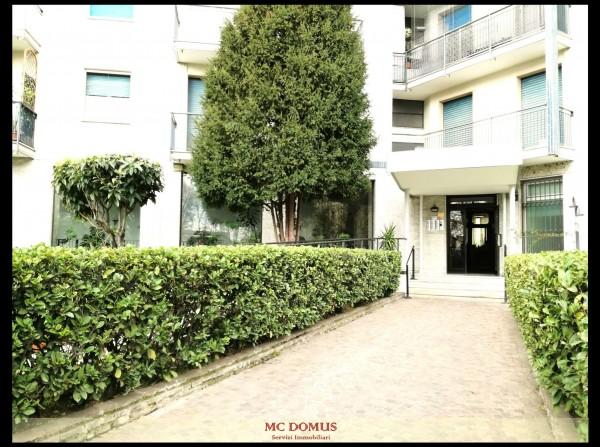 Appartamento in vendita a Milano, Bande Nere, Con giardino, 112 mq - Foto 8