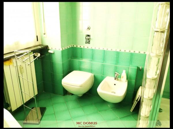 Appartamento in vendita a Milano, Bande Nere, Con giardino, 112 mq - Foto 14