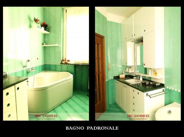 Appartamento in vendita a Milano, Bande Nere, Con giardino, 112 mq - Foto 13