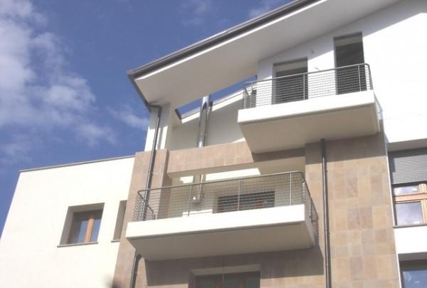 Appartamento in vendita a Spoleto, Centro, 102 mq
