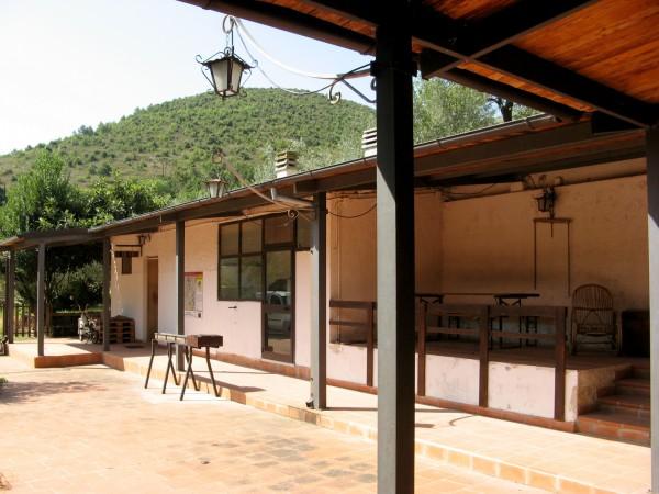 Locale Commerciale  in vendita a Capestrano, Periferia, Con giardino, 470 mq - Foto 11